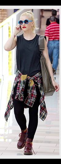 Gwen Stefani, love her style!