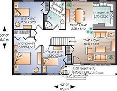 Casa plan W3109