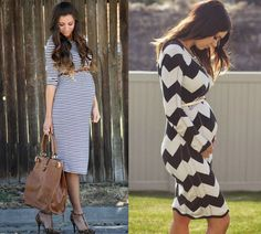 Stylish outfits for pregnant women - Style Advisor