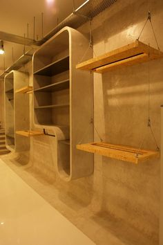Hydraulics retail store by Tasneem Falconer, Johannesburg   South Africa store design