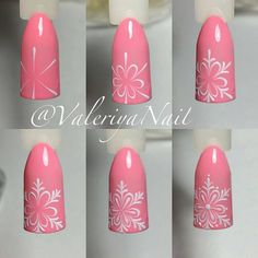 Nail art is a very popular trend these days and every woman you meet seems to have beautiful nails. It used to be that women would just go get a manicure or pedicure to get their nails trimmed and shaped with just a few coats of plain nail polish. Nail Art Noel, Nail Art Diy, Cool Nail Art, Diy Nails, Manicure, Christmas Nail Designs, Christmas Nail Art, Simple Christmas, Winter Christmas