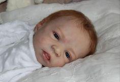 Stunning Reborn Jamie by Olga Auer Baby Doll