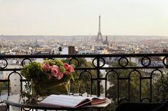 Terrass Hotel - Paris, France