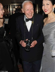 The sweetest and most powerful man in fashion - Bill Cunningham, New York Times Style section photographer