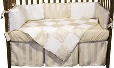 Baby Doll Bedding Gold Sensation Crib Bedding Set Gold * You can get more details by clicking on the image.