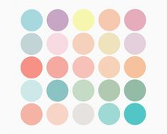 25 Instagram Highlight Covers Pastel Colors  Highlight Icons | Etsy
