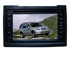 """6.2\"""" Ford Escape/Ford Maverick (01-07) DVD Player with touch screen, USB, SD, AM/FM radio, TV, Bluetooth, Ipod, map with 2G SD card"""