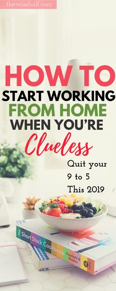 How to start working from home and make money now. A beginner's guide. Legitimate work from home that are perfect for moms, students etc. Start your career at home this List of non-phone, mobile apps, data entry, writing jobs and more. Make Money Now, Earn Money From Home, Make Money Online, Making Money From Home, Work From Home Opportunities, Work From Home Tips, Work From Home Careers, Work At Home Moms, Organizing Hacks
