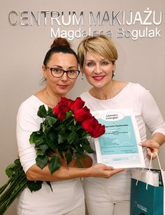 Małgorzata Dyakowska, Szkolenie Long-Time-Liner, kurs makijażu permanentnego, Licencja I, październik 2016