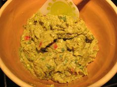 Grilled Guacamole With Fresh Cilantro, Toasted Cumin And Roma Tomatoes #side #dip #appetizer