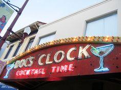 Doc's Clock, Mission District, San Francisco