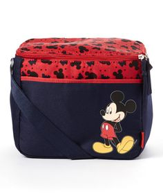 This Mickey Mouse Bottle Bag by Mickey Mouse is perfect! #zulilyfinds