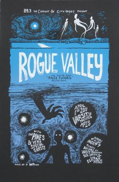 GigPosters.com - Rogue Valley - Pines, The
