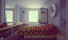 A Clockwork Orange Tribute - Alex Room