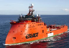 'Esvagt Aurora' Recognized as Best Spanish Built Ship in 2012