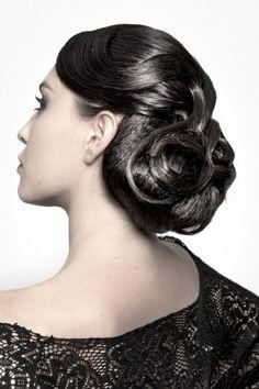 Step by step : «Glamourous» par Geoffrey Martinez | Biblond, pour les coiffeurs !