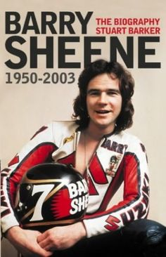 Barry Sheene by Stuart Barker - HarperCollins Publishers - ISBN 10 0007161808 - ISBN 13 0007161808 - This is the life story of… Motorcycle Racers, Suzuki Motorcycle, Motorcycle Types, Racing Motorcycles, Racing Events, Triumph Bonneville, Old Bikes, Bike Style, Isle Of Man