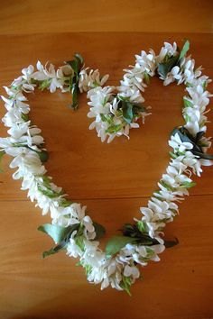Here's a heart for Valentine's Day, I can smell the fragrance!