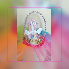 Easter Hampers, Snow Globes, Frame, Home Decor, Picture Frame, Decoration Home, Room Decor, Frames, Home Interior Design