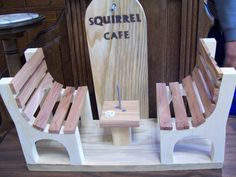 Squirrel Cafe