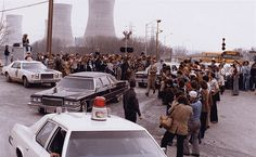 On March 28, 1979, the worst nuclear power accident in the history of the U.S. begins when a pressure valve in the Unit-2 reactor at Three Mile Island fails to close.