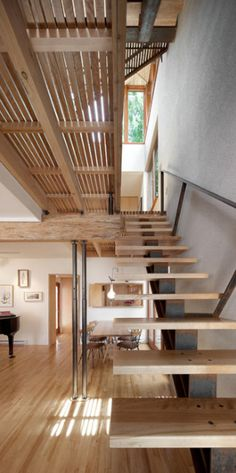 Bernier-Thibault House by Paul Bernier Architects | Awesome Architecture