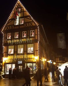 Quedlinburg im Advent