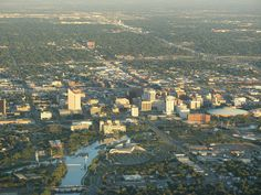 Wichita, KS; where I lived from 1958-1967 until my adoptive mother was killed.