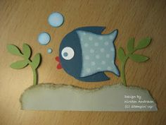 Fish Punch Art Using the Owl Punch