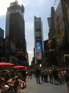 Times Square, NYC 2013