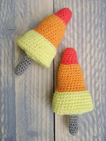 HaakBrei-n: Crochet pattern Popsicle Crochet Cake, Crochet Fruit, Diy Crochet And Knitting, Crochet Baby Toys, Crochet Food, Crochet Patterns Amigurumi, Love Crochet, Crochet For Kids, Crochet Crafts