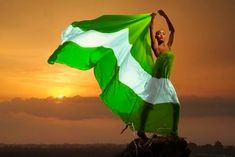 The Nigerian people and culture facts have been an interesting topic which most people really want to have an idea about, especially if they are residing outside country. Learn about Nigerian ethnic groups, languages, religious beliefs and foods Happy Independence Day Nigeria, Nigerian Independence, Cool Countries, Countries Of The World, Green And White Flag, Nigerian Flag, Nigerian Culture, African Culture, West Africa
