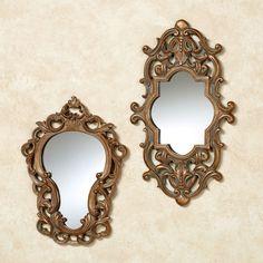 Alessa Wall Mirror Set