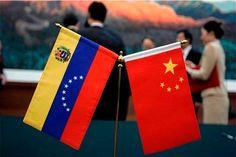 Gobierno de China expresó apoyo y confianza a Venezuela #Actualidad
