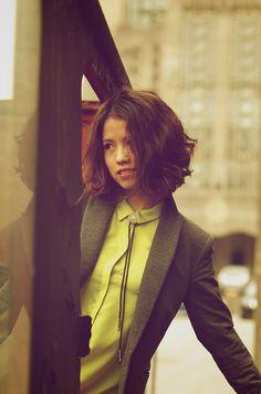 Hair hair hair :) -a Wavy Hair, Her Hair, Curly Hair Styles, Natural Hair Styles, Look 2017, Corte Bob, Mode Inspiration, Character Inspiration, Mi Long