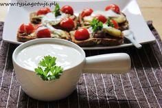 Jogurtowy Sos Ziołowy Do Potraw Z Grilla. | Tysia Gotuje