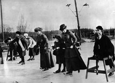 A Step By Step Journey Through Ice Skating History: Ice Skating's Beginnings