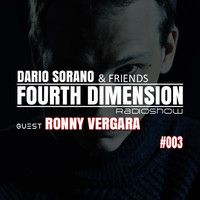 Ronny Vergara & Dario Sorano - Fourth Dimension RadioShow #003 (11.September.2014) by AFM.RADIO on SoundCloud Fourth Dimension, 11. September, Music, Musica, Musik, Muziek, Music Activities