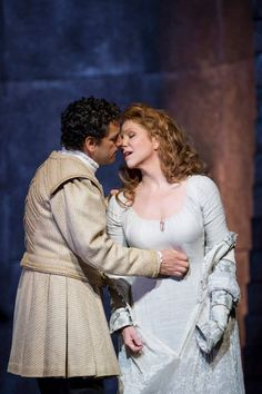 Joyce DiDonato y Juan Diego Florez. La Donna del Lago (Rossini), en la Royal Opera House (Foto The Royal Opera House ©Bill Cooper) 2013