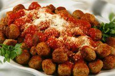 Italian Style Meatballs (for meatball subs)