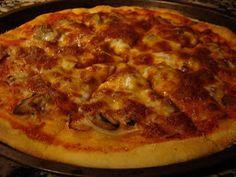 Pizza tipo telepizza