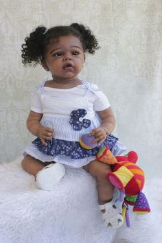 romie strydom silicone baby | AA Ethnic Reborn Baby by Kay's Nursery Le Sold Out ...