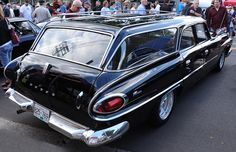 1961 Dodge Polara Pioneer station wagon
