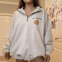 Product ID SPWY1HFVMI6 brand name dalaline gender Woman season autumn,winter,spring Sleeve Length Long sleeve style Fashion casual laundry guide Machine washable Dress occasion jobs,daily Size S M L XL 2XL Length (inch) 28.3 28.7 29.1 29.5 29.9 Bust (inch) 34.6-37.0 36.2-38.6 37.8-40.2 39.4-41.7 40.9-43.3 Length (cm) 7 Sweat Shirt, Style Urban, Halloween Sweatshirt, Halloween Pjs, Little Pumpkin, Printed Sweatshirts, Hoodies, Fashion Prints, Style Fashion