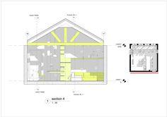 Image 29 of 29 from gallery of Architect's Workshop / Ruetemple. Mini Clubman, Project Presentation, Presentation Design, Scandinavian Modern, Landscape Architecture, Design Projects, Garden Design, Workshop, Floor Plans