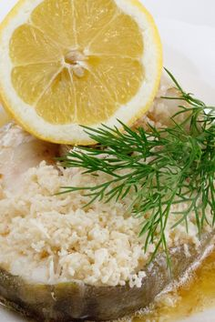 Cod with grated horseradish and brown butter is a classic combination in Sweden. Fish and horseradish are combined so frequently that many fishmongers in Sweden stock fresh horseradish. It really is a delicious combination and when combined with brown butter I don't think there is a better way of cooking cod.