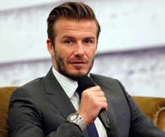David Beckham. (Lintao Zhang / Getty) - Provided by Business Insider