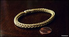 https://flic.kr/p/KZc7Qq | Spool knit bracelet | Slip-on style three-peg spool…