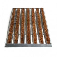 Deurmat 59 X 41 Cm Stevige Voor Buiten Met Metalen Frame En 7