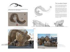 The Leviathan Sukkah